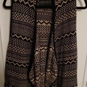 Forever 21 Vest (Great Condition)